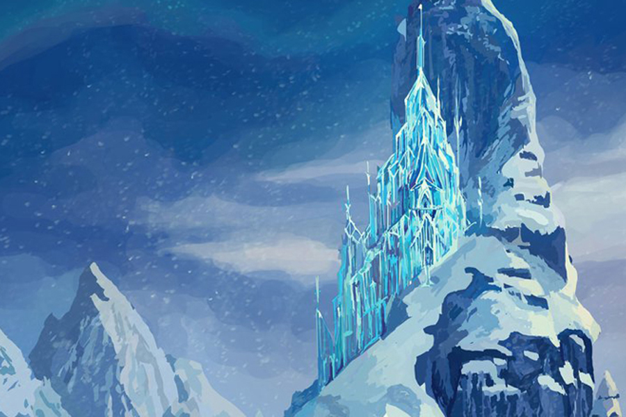 frozencastle